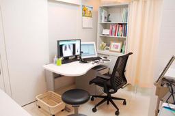 診察室(電子カルテ)